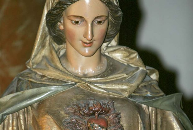 João Sérgio Guimarães: Coração Sapiencial E Imaculado De Maria